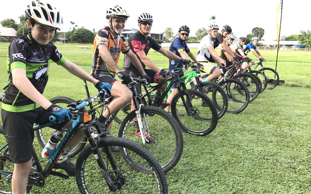 Another great afternoon of Cyclocross in Cairns