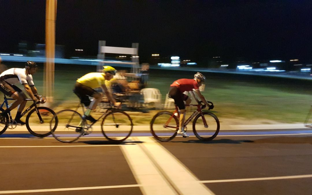 Track report 10/10/18