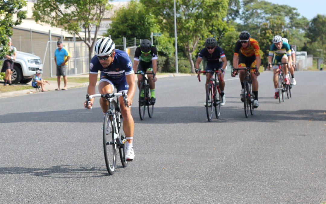 Jonesy Report – Woree Crit 7/10/18